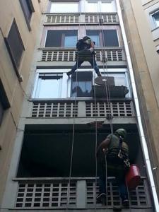 Lavori edili e messa in sicurezza